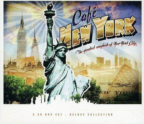 Various Artists - Cafe New York / Various [New CD] Digipack Packaging