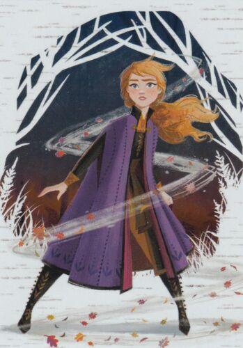 2019 PANINI carte 31-Disney Frozen la reine 2 cartes de collection série
