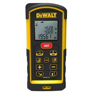DEWALT-DW03101-330-Feet-100m-Laser-Distance-Measurer