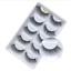 NEW-5-Pairs-Layered-False-Eyelashes-Dramatic-3D-Wispy-Lashes-Makeup-Strip-UK thumbnail 12