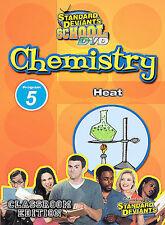 Standard Deviants School - Chemistry, Program 5 - Heat (Classroom Edition), New