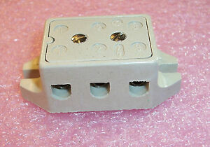 QTY-5-3-POSITION-COVERED-TERMINAL-BLOCK-12mm-PITCH-424-563-RS-COMPONENTS