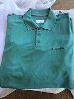 NWT Columbia New Utilizer Polo Omni Shade Sun Protection Shirt Size S/M/L/XL/2XL