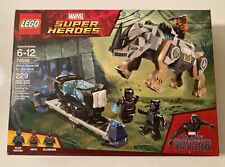 Buildable Rhino NEW LEGO Marvel Super Heroes Black Panther BATTLE RHINO 76099