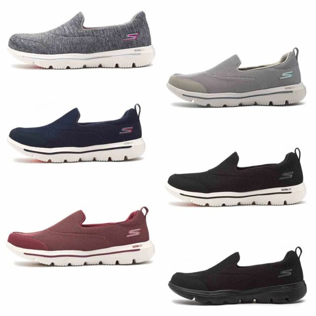 skechers go walk 3 womens black Sale,up