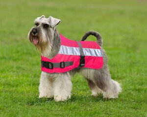 Flecta-Hi-Vis-Dog-Jacket-Pink-61cm-24-039-039