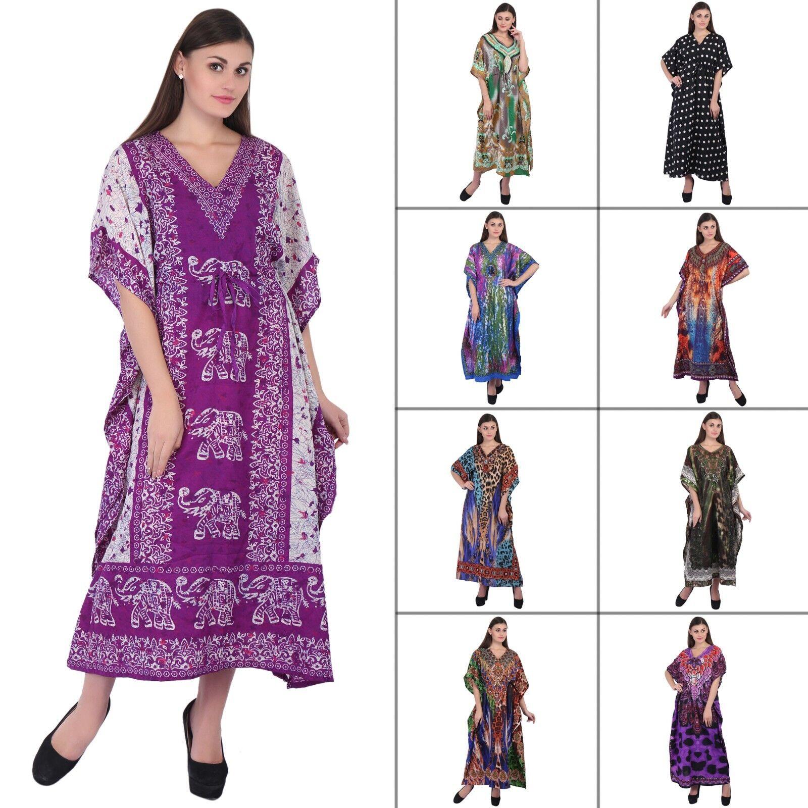 Frauen Kleider Traditionellen Afrikanischen Kleid Kaftan Strand Kleid Plus Größe