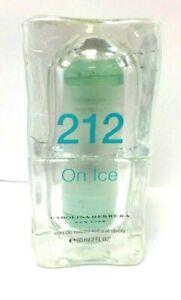 212 On Ice By Carolina Herrera 20 Oz Edt Womens Perfume Rare Ebay