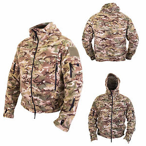 New MTP Match Zipped Camo Hoodie All Sizes Military Carp Fishing Multicam