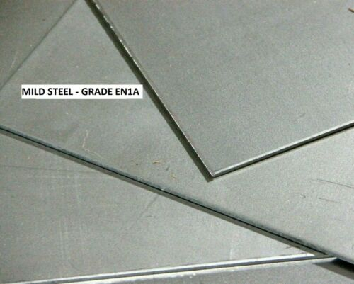 many size combinations thicknesses from 0.7mm upto 4mm MILD STEEL SHEET