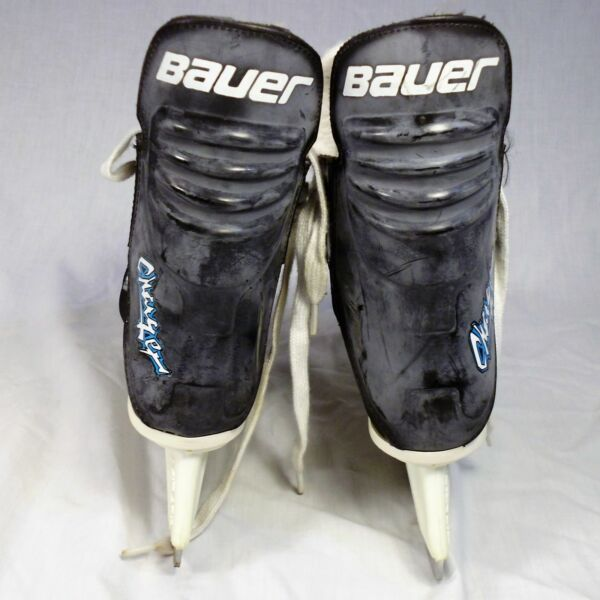 Bauer Hockey Skates Charger 29 ICM JR Size 3 Width D Hardly Used