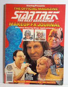 Star-Trek-Next-Generation-Makeup-FX-Journal-Magazine-Westmore-Starlog