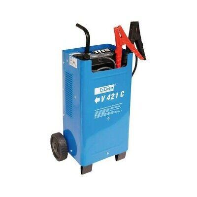 G/üde Batterieladeger/ät Batterielader Autobatterie 12-24V mit Starthilfe 250A f/ür Autobatterie