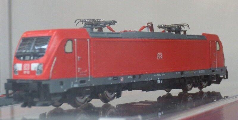 Fleischmann 738901 E-Lok BR 187  TRAXX 3 , DB AG Spur N nuovo