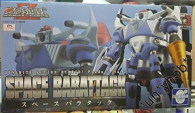 Evolution Toy Space Barattack Dynamite Action No.2 Figure