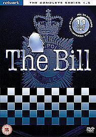 The Bill - Complete Series 1, 2 & 3 ----- 10-Disc DVD Boxset