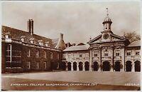 Emmanuel College Quadrangle, CAMBRIDGE, Cambridgeshire RP