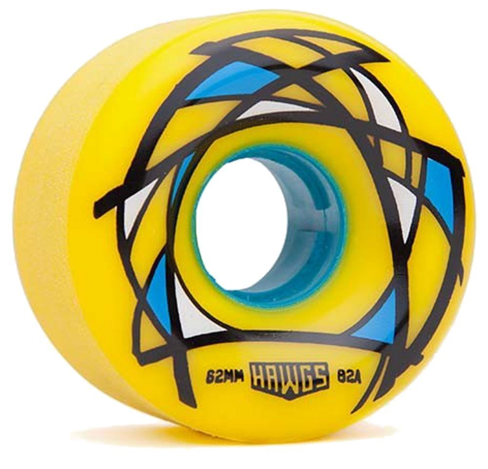 Hawgs Venables 62mm 82a Yellow