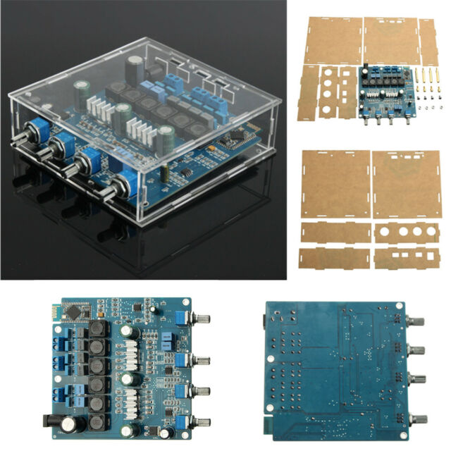 TPA3116 2.1 50WX2+100W+ bluetooth Class D Power Amplifier Completed Board +