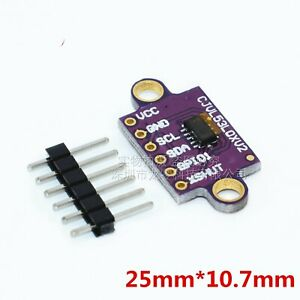 VL53L0X-Time-of-Flight-Distance-Sensor-GY-VL53L0XV2-Module