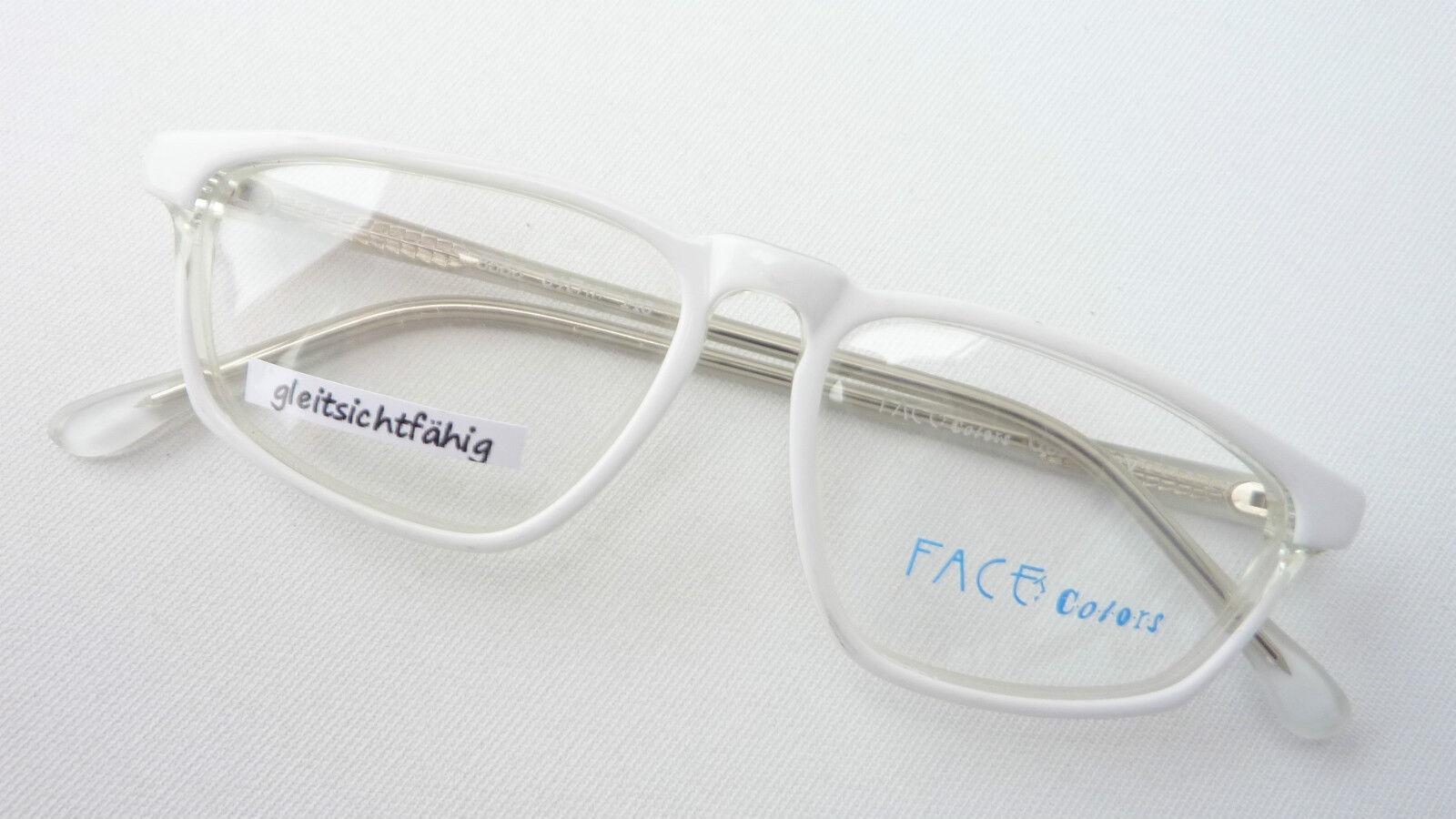 Weiße Sommerbrille ausgefallen Brille Kunststoff Damen Gestell Rahmen Grösse Grösse Grösse M  | Haltbarkeit  | Economy  | Nicht so teuer  501cfe