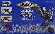 BOLT Pro-Pack Schraubenkit passend für Yamaha YZ 250 Two Stroke