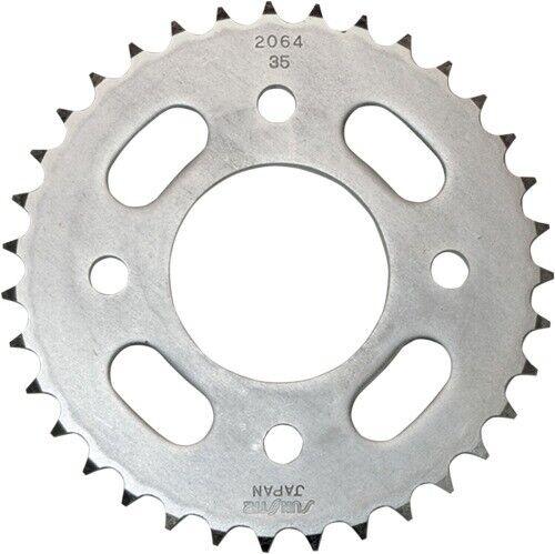 Sunstar 2-206435 35-Teeth 428 Chain Size Rear Steel Sprocket