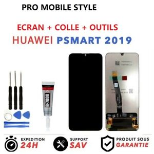 VITRE-TACTILE-original-LCD-Huawei-psmart-2019-P-SMART-2019-PSMART-COLLE-OUTILS