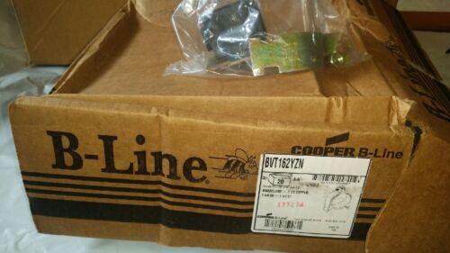 BVT162YZN 1-5//8 OD Plated Vibra Clamp COOPER  B-LINE BVT162YZN