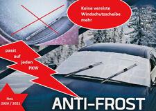 Frostschutzfolie f/ür Windschutzscheibe