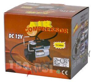 12V mini Kompressor Automotive HOCHLEISTUNGS-KOMPRESSOR DRUCKLUFTKOMPRESSOR