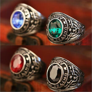 United States Army Ruby Ring