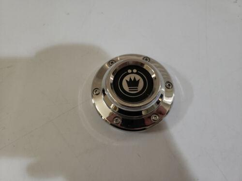 """KONIG 2-5//8/"""" WHEEL CUSTOM RIM COVER CHROME CENTER CAP C-373-3 #MED1"""