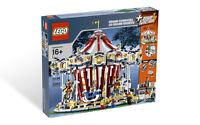 Brand Lego Creator Grand Carousel 10196