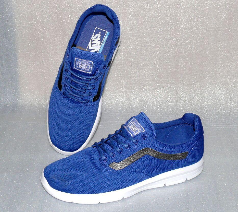 Vans ISO 1.5 ULTRA CUSH LITE Herren Schuhe Freizeit Sneaker Gr 42 US9 Blau LC567