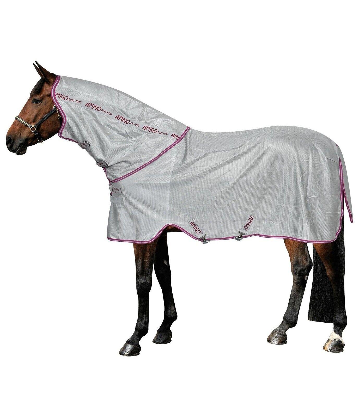Horseware Amigo Bug Rug Coperta Mosche cavalli coperta coperta pascolo