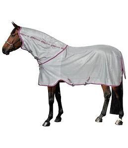 Horseware-AMIGO-Bug-Rug-Fliegendecke-Pferdedecke-Weidedecke
