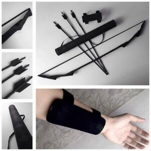 ARCHERY-Bow-and-Arrow-Complete-Set-of-Sportswear-Props