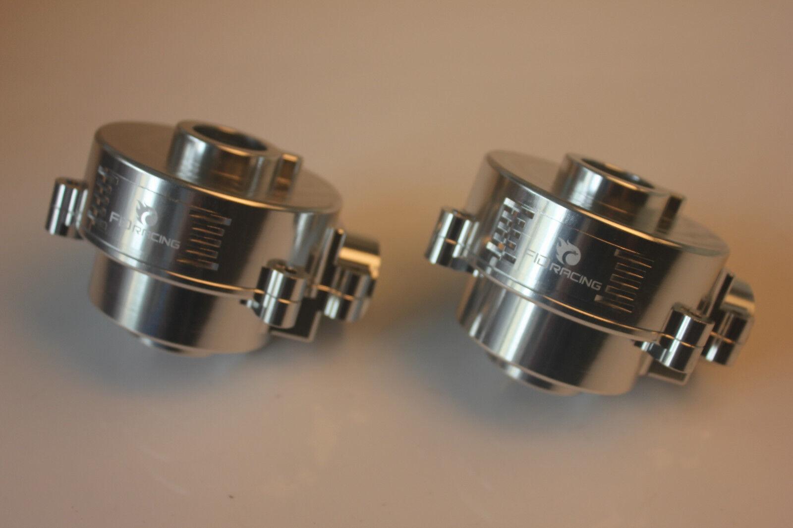 FID CNC aleación diff gear box geabox para Losi DBXL DBXL-e mtxl