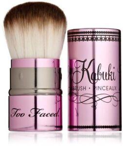 Too-Faced-Retractable-Kabuki-Brush-Blush-Bronzer-Powder-NIB-100-Authent-34Ret
