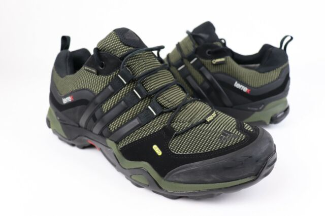 Adidas Terrex Fast X GTX Gore Tex Men's HikingTrail Shoes Waterproof D66170