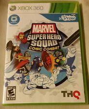 Marvel Super Hero Squad: Comic Combat (Xbox 360, 2011) *SHIPS FREE Mon-Sat!