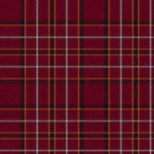 Fernie 8 Yard 100% Wool Tartan Kilt Made in Scotland - reduced to to clear