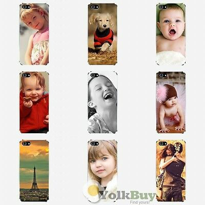 Custom iPhone 5C Case Personalized Photo DIY Picture on Hard Case Cover