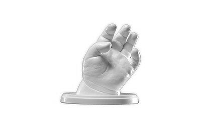 3D Baby Casting Kit | Handprint & Footprint | Newborns 0-6 months | max 3 casts