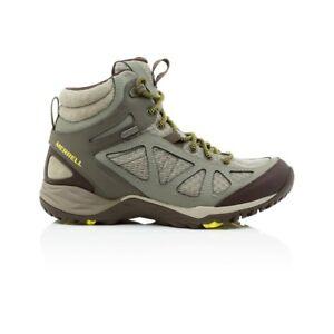 9ba480b1 Details about Merrell Siren Sport Q2 Mid Waterproof Wide (D) Women's boot -  Dusty Olive