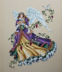 034-Innocent-Guardian-034-Angel-by-Dimensions-Gold-Collection-Cross-Stitch-Finished