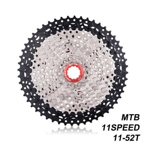 11-52T MTB Rennrad Mountainbike Fahrradkassette 11-fach Freilauf Schwungrad 2019