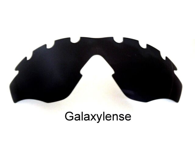 29bd8231338 Galaxy Replacement Lens For Oakley M2 Frame XL Vented Sunglasses Black  Polarized