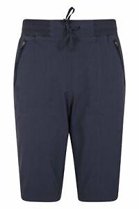 Mountain Warehouse Explorer Ladies Long Shorts UV Protect Quick Drying Womens
